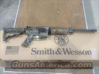 S&W M&P - Camo finish Cal - 300 Whisper