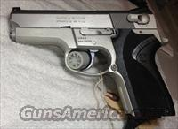S&W MOD 6906 9mm Stainless W/ Night Sights