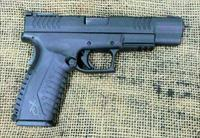 SPRINGFIELD ARMORY XDM Competition Pistol, 45ACP Cal.