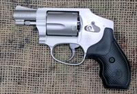 SMITH & WESSON Mod. 642-2,  38 Spl. +P Cal., Rev.
