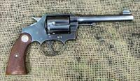 Colt Police Positive Special Revolver, 1st Issue, 38Spl. Cal.