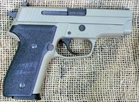 Sig Sauer M11-A1-D Navy Model, FDE, 9mm Cal.