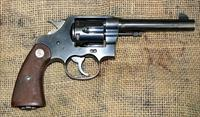 Colt New Service 2nd Type RCMP Revolver, 45 Colt Cal