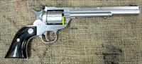 Ruger Single 6 Hunter, Stainless Steel. 22LR/22WMR Cal.