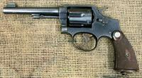 SMITH & WESSON Mod. K-200, British Service Rev., 38/200 Cal.