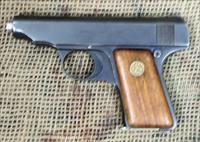 ORTGIES Vest Pocket Auto Pistol, 25 ACP Cal.