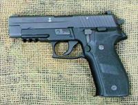 Sig Sauer P226 MK 25 Navy Model, 9mm Cal.