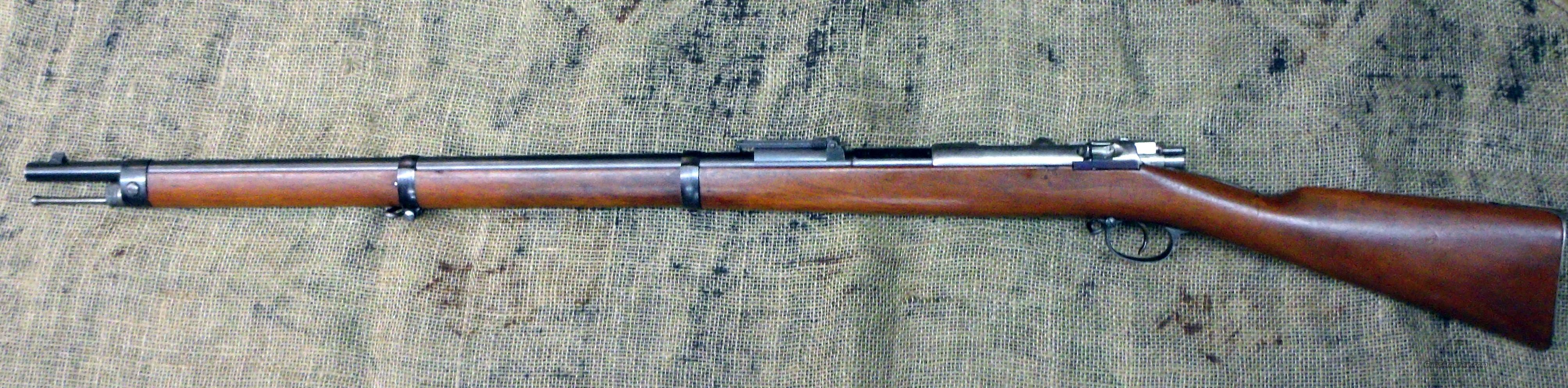 SOLD~~~ Mauser Model 1871 (ref # 831) Homestead Firearms ...
