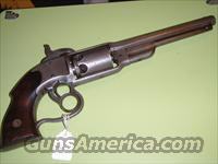 SAVAGE 36 CIVIL WAR NAVY MODEL REVOLVER - ANTIQUE