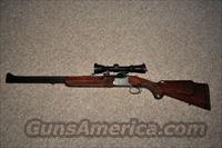 Winchester 9.3x74R Grand European Double Express Rifle