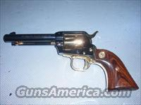 colt single action frontier scout jubilee 22lr oklahoma diamond