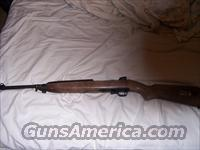 M1 Carbine .30 caliber semiautomatic Rifle
