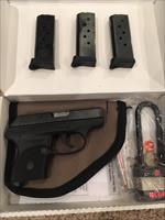 Ruger LCP 380 Pistol with THREE magazines