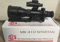 Mk 410 ATN night Vision scope (excellent condition), box