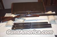 Remington MODEL 32TC (4BARRELS) SKEET SET