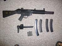 Vector Arms MP5-SD/HK 94/V89 SBR & Silencer Limited Unit Run Of LESS Than 40 EVER MADE