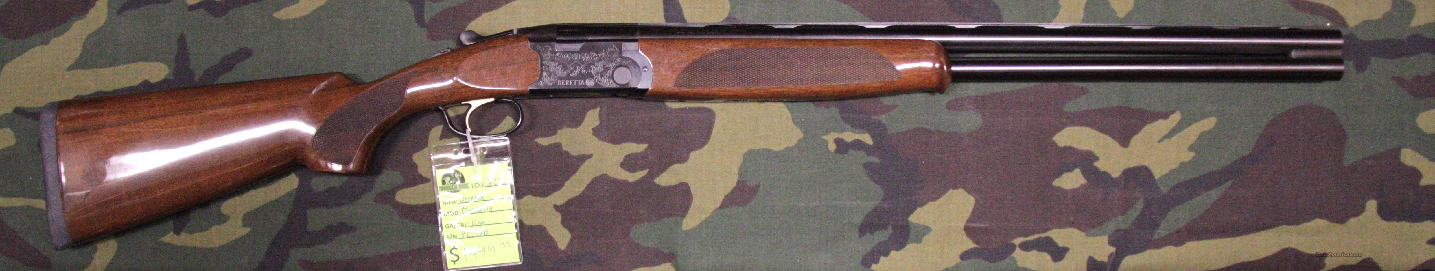 Beretta Blackwing 12ga O/U Shotgun