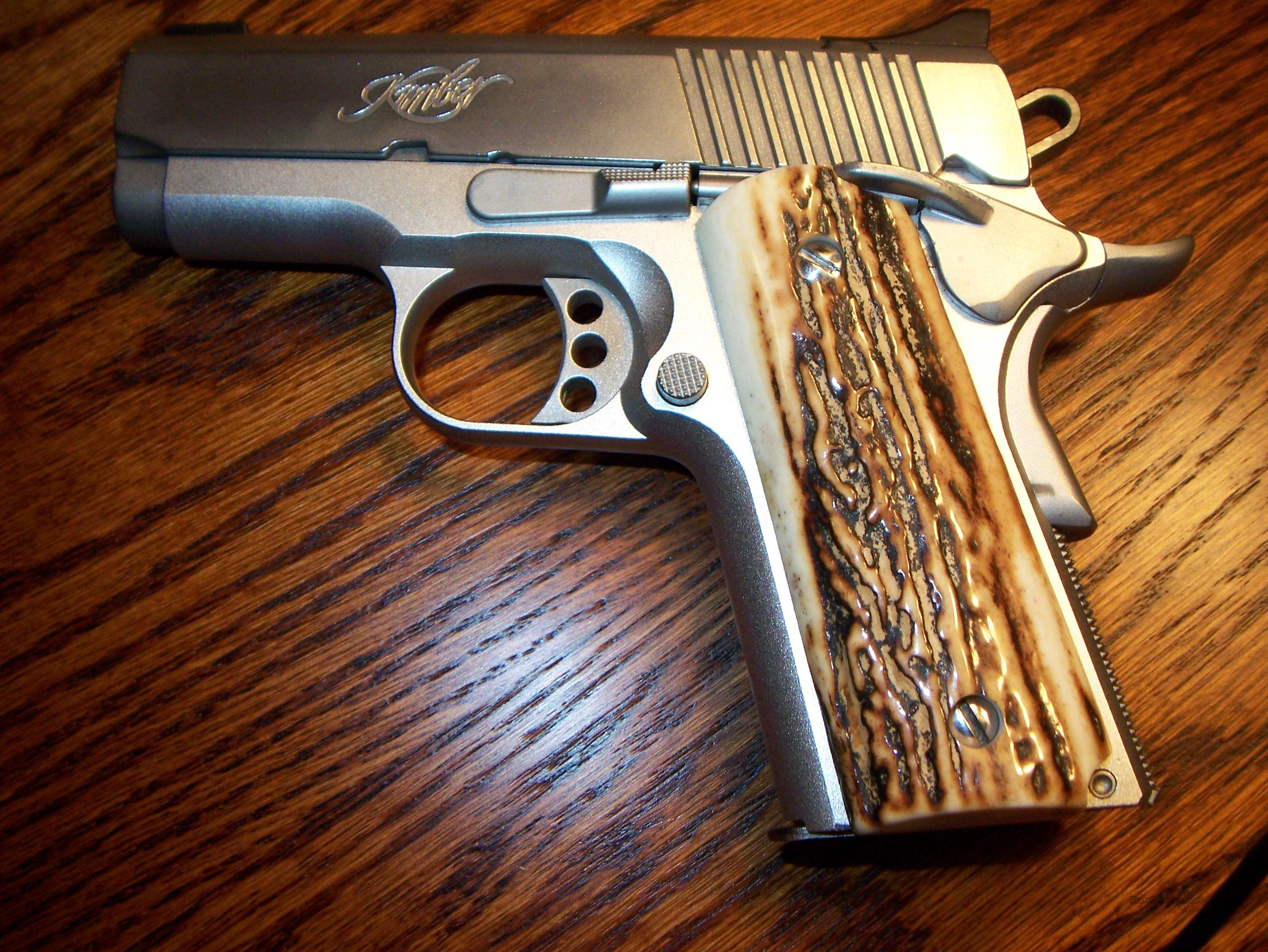 Kimber 40 Cal Stainless Ultra Carry