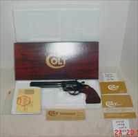 Colt Diamondback 6 & 8 inch- Box & PW Foam insert