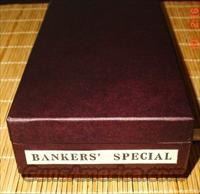 Colt Bankers Special Box
