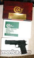 Colt Service Model ACE .22 Box & Paperwork