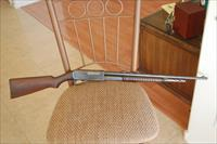 Remington Pump gun .32 Remington Caliber with dies and brass