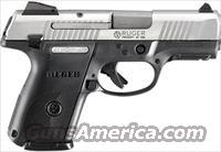 Ruger SR9C COMPACT Stainless  9mm   New!    LAYAWAY OPTION    3313