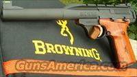 Browning Buck Mark Hunter Cocobolo     22 LR      New!        LAYAWAY OPTION       051403490