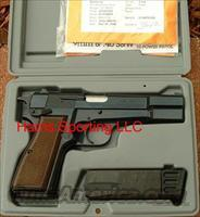 Browning Hi-Power Standard     9mm     New!     LAYAWAY OPTION      051004393
