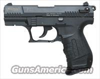 Walther P22 Target 22 LR   New!