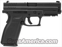 "Springfield XD 4"" Black 16-Rnd Hi Cap w/ Gear Pkg    9mm     New!    LAYAWAY OPTION    XD9101HCSP06"