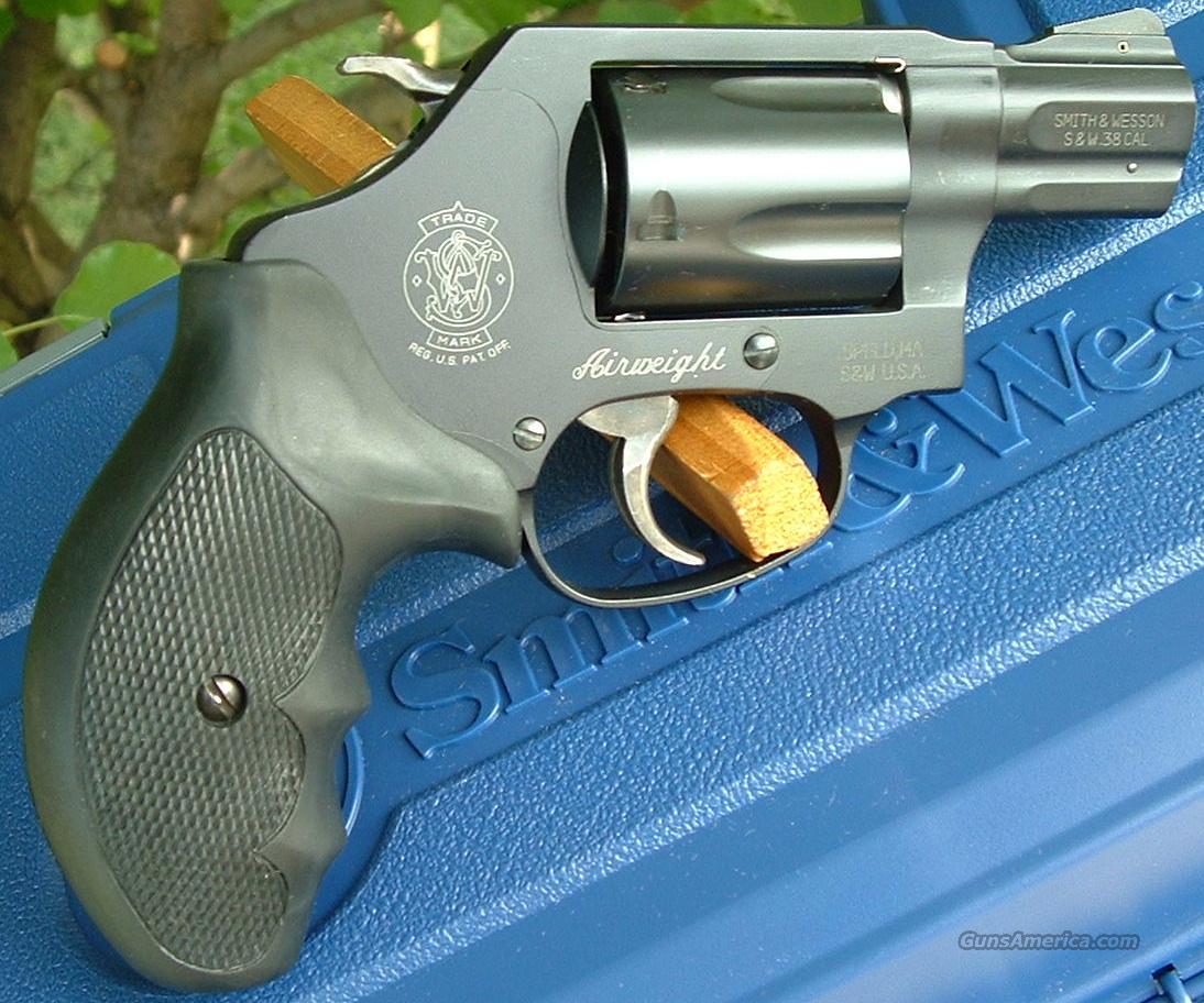 S&W Smith & Wesson 360 Scandium J-Frame 38 Spl.... for sale
