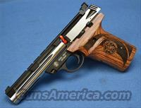 Ltd Edition S&W Smith & Wesson 22A DELUXE Talo    22 LR     New!     LAYAWAY OPTION   151044