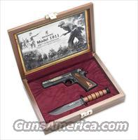 Cased Browning 1911-22 Commemorative w/ Knife  NEW!