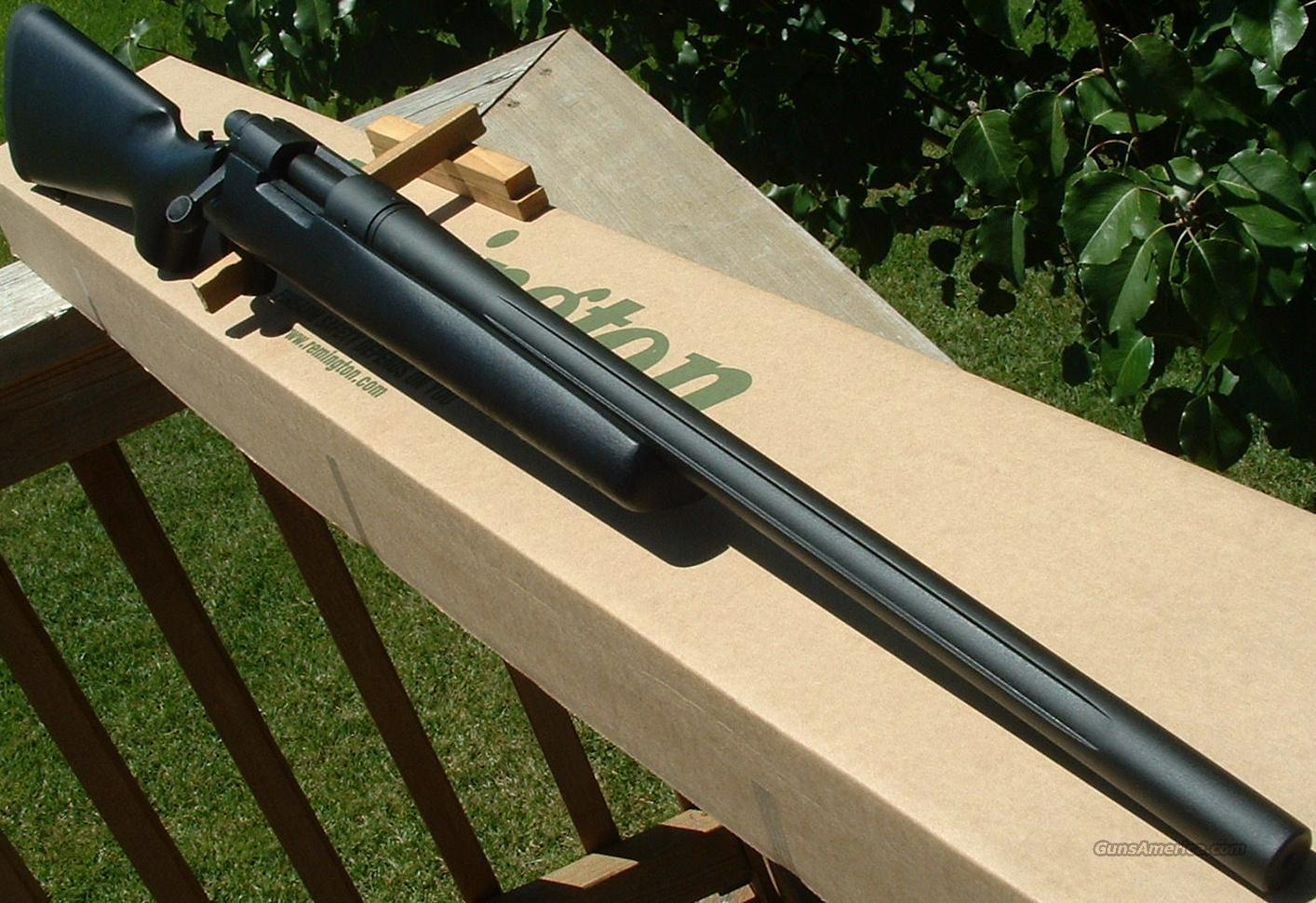 Remington 700 Ltr Police Light Tactical Fluted For Sale
