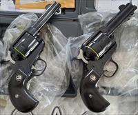 CONSECT S/N PAIR (2) Ltd. Ed. Ruger Vaquero Birds Head 45 Colt TALO New!  LAYAWAY OPTION 05153