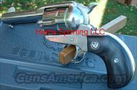 Ltd Edition Ruger Vaquero Stainless BIRDSHEAD Talo         45 Colt   New!      LAYAWAY OPTION     5151