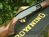 Browning BPS TRAP Micro Youth Engraved     12 ga.     New!   LAYAWAY OPTION    012241404