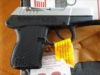 Kel-Tec P-3AT Hard CHROME & Black    380 ACP    New!     LAYAWAY OPTION     P3AT