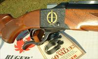 Ltd Edition Ruger No. 1 CENTENNIAL 1 of 500 Engraved 30-06 Spfd.  New!  LAYAWAY OPTION  11321