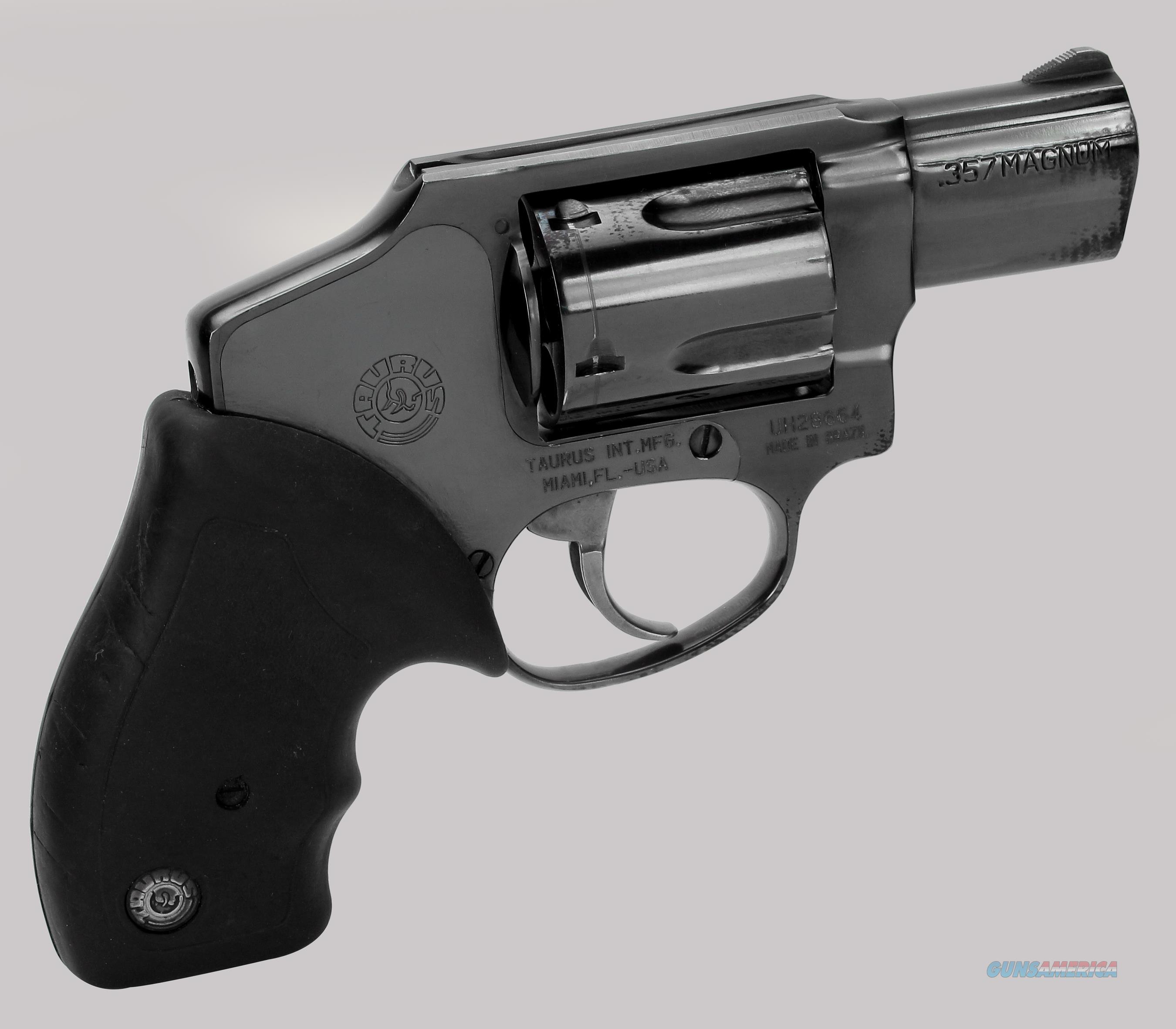 Taurus 650 CIA Hammerless 357 Magnum / 38 Spl  New! LAYAWAY OPTION  2650121CIA