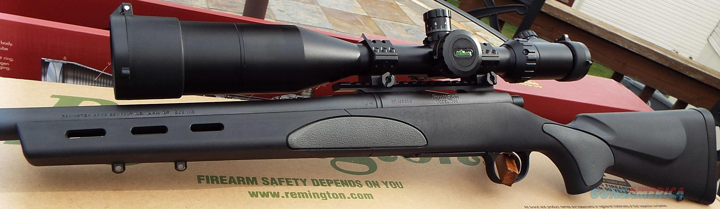 Remington 700 SPS Varmint (.308) by Sniper Central - 1 of 5 ...
