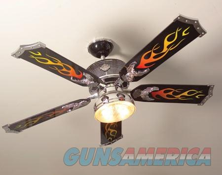Harley davidson ceiling fan with remote chrom for sale 11207657g aloadofball Image collections