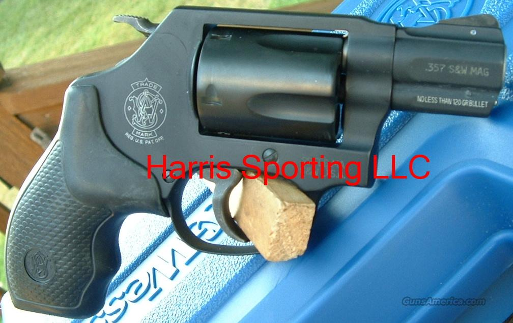 S&W Smith & Wesson 360 Scandium J-Frame 357 Mag... for sale