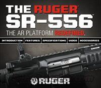 Ruger SR-556 M4 AR-15 Gas Piston  223 Rem. / 5.56 NATO  New!    LAYAWAY OPTION    5902
