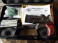 Ltd Edition Cobra Big Bore Derringer TWO-BARREL SET Chrome    38 Spl / 32 H&R     New!    LAYAWAY OPTION   CB38CR-CIM