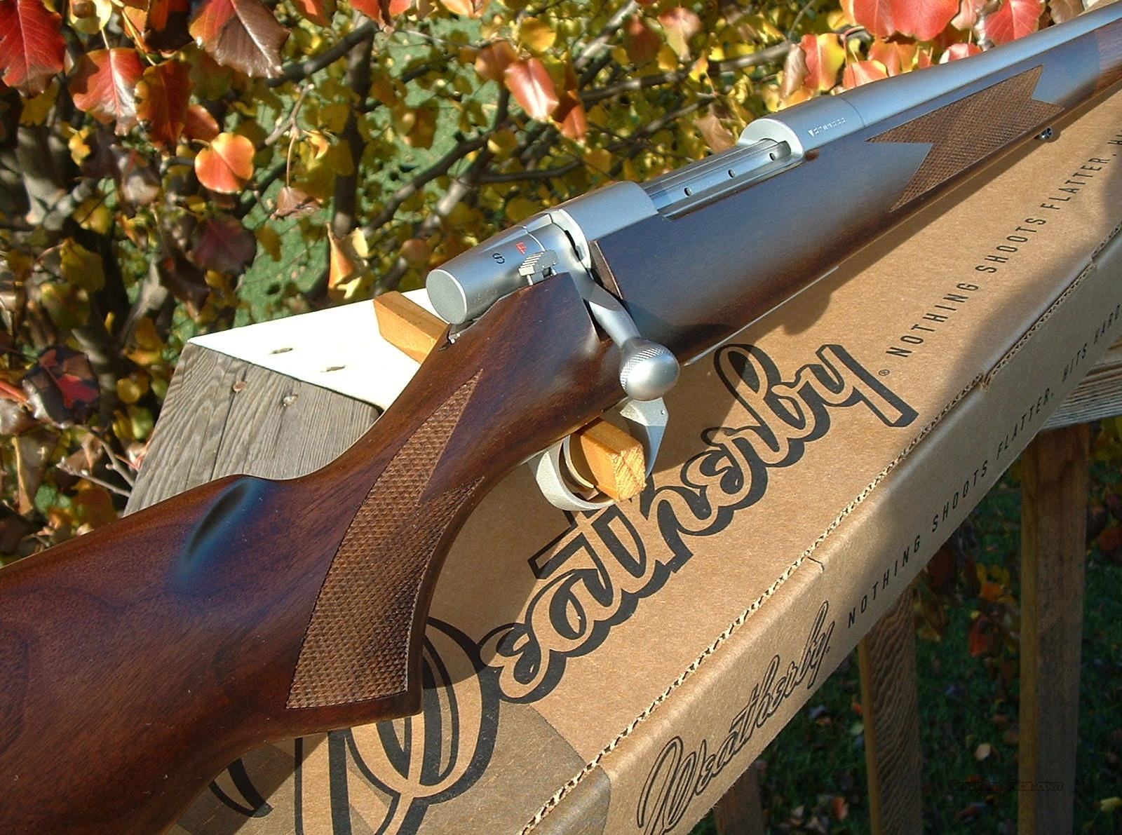 Weatherby Vanguard Sporter Stainless Walnut 270... for sale