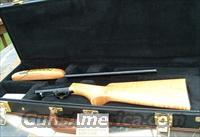 Ltd. Edition Browning Semi-Auto 22 TD Grade I MAPLE w/ Fitted CASE     22 SHORT ONLY cal. New!     SA-22     LAYAWAY OPTION    021016101