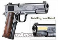 Ltd Edition Remington 1911 R1 Centennial Engraved w/ Gold  45 ACP  New!   LAYAWAY OPTION   96341