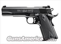 Colt 1911 Gold Cup Trophy 22 LR pistol    New!    LAYAWAY OPTION    2245708